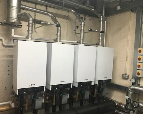 Commercial Boiler Installation - West Yorkshire
