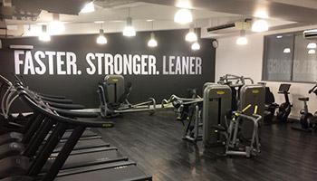 The Energise Gym York Treadmills