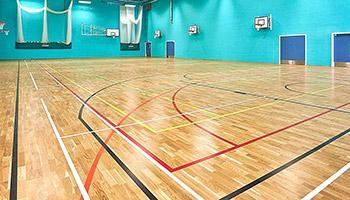 Malton Community Sports Centre Gym Hall