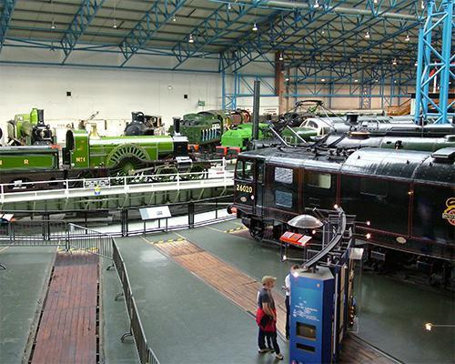 National Railway Musuem Thumbnail