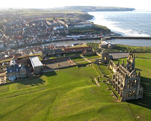 Whitby Abbey Visitors Centre Thumbnail